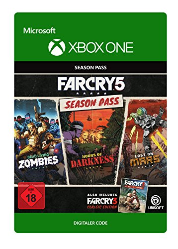 Far Cry 5 Season Pass | Xbox One - Download Code