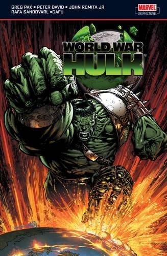World War Hulk por Greg Pak