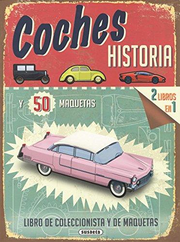 Coches, historia y 50 maquetas por Simon Heptinstall