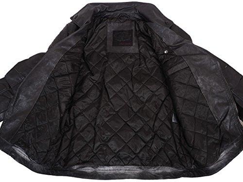 Biaggio - Jutilom noir blouson - Blouson Noir
