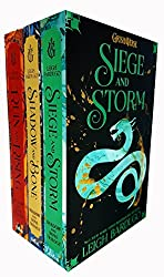 Leigh Bardugo Collection The Grisha Series 3 Books Bundle (Shadow and Bone,Siege and Storm: 2,Ruin and Rising)