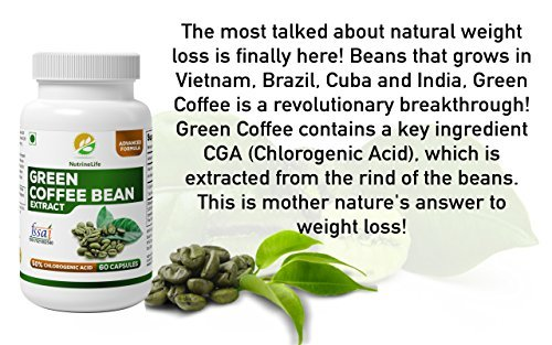 Buy pure green coffee bean extract in india