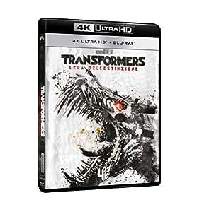 Transformers: L'Era dell'Estinzione  (Blu-Ray 4K Ultra HD + Blu-Ray)