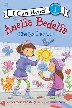 Amelia Bedelia Chalks One Up (I Can Read Level 1) by [Parish, Herman]