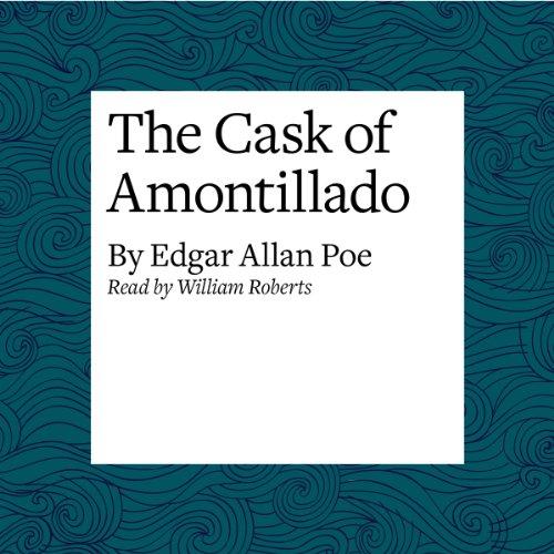 The Cask of Amontillado  Audiolibri