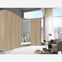 Amazon.it: cabina armadio angolare - Armadi / Camera da letto: Casa ...