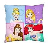 Disney quadratisches Kissen mit Aufdruck von Prinzessin Merida.