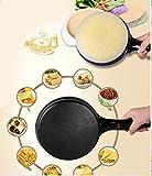 Sdgfhresugeres Pancake Maker, Pancakes, Spring Cake Maker, Spring Roll Maker, Pancake Maker, Cake Maker Elettrico, Usa Antiaderente Per Pancakes Blintzes Eggs