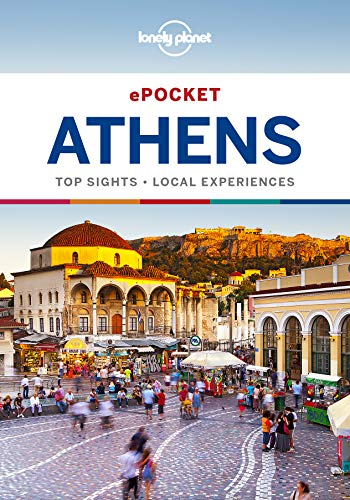 Lonely Planet Pocket Athens (Travel Guide) (English Edition)