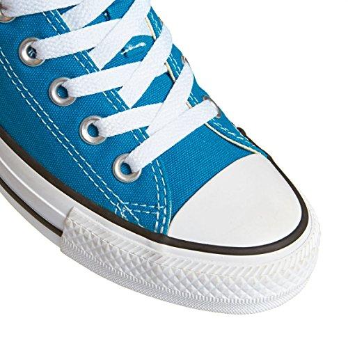 Converse Chuck Taylor All Star Ox Unisex-Erwachsene Sneaker Blau