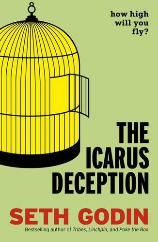 The Icarus Deception Cover Image
