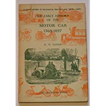 The Early History of the Motor Car 1769-1897