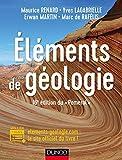"""Eléments de géologie - 16e édition du """"Pomerol"""" - Cours, QCM et site compagnon: Cours et site compagnon..."""