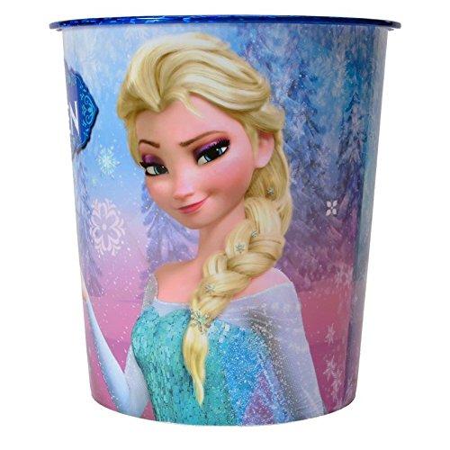 Frozen - Die Eiskönigin Mülleimer - Frozen Papierkorb Die Eiskönigin Abfallsammler Disney