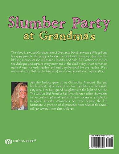 Slumber Party at Grandma's