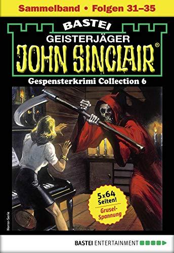 John Sinclair Gespensterkrimi Collection 7 - Horror-Serie: Folgen 31-35 in einem Sammelband (John Sinclair Classics Collection)