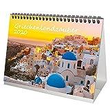 Griechenlandzauber DIN A5 Tischkalender 2020 Griechenland - Seelenzauber