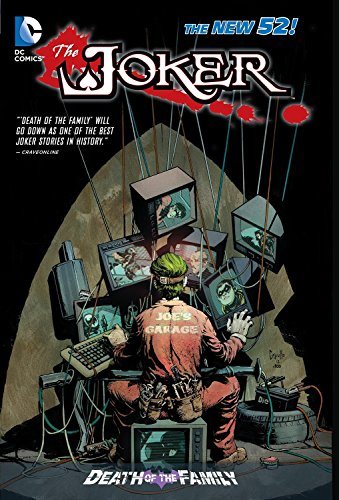 The Joker: Death of the Family (The New 52) (Joker New 52)