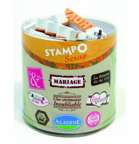 aladine-03702-tampons-a-imprimer-stampo-scrap-mariage