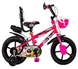 Maskman 14T BMX Single Speed Cycle/Bicycle for Kids Boys & Girls with Training