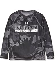 Under Armour Sudadera Infrared LS Negro negro Talla:extra-large