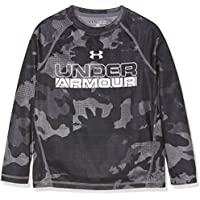 Under Armour Infrared LS - Sudadera Juvenil, niño, Color Negro, tamaño YXL