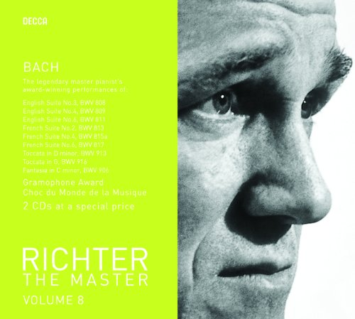 RICHTER The Master, Volume VIII