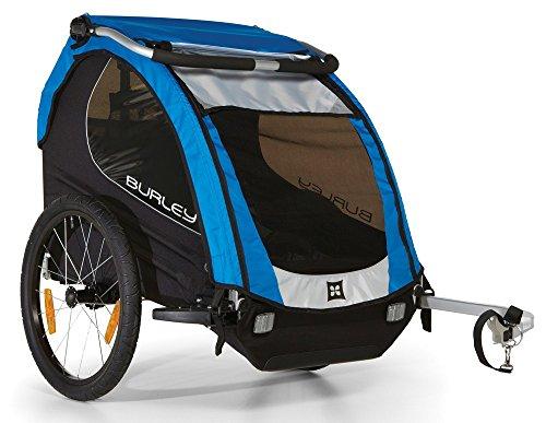 Burley Fahrradanhänger Encore 2013 - Children Trailercycle, blue, 85.9 x 75.2 x 92.7 cm, 942302 (Burley Encore Fahrradanhänger)
