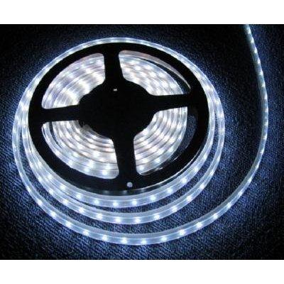 TechCode 2014 RGB Color Changing SMD 5050 Flexible LED Strip Kit, 44 key Remote Control + 12 Volt Power Supply,