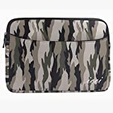 icci ShockProof Laptophülle Notebooktasche Schutzhülle Hülle Sleeve Tasche für 33-33,8 cm (13-13,3 Zoll) Netbook / Laptop / Notebook Computer / MacBook Air / Macbook Pro / Macbook Pro Retina, Chromebook - Camouflage