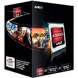 AMD A8 5600K Black Edition CPU (3.6GHZ, 4MB Cache, 4 Core, HD6570, Socket FM2, 100W, Retail Boxed)