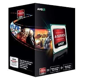 AMD A-Series A8-5600K Quad-Core Prozessor mit AMD Radeon HD 7560D (3,9GHz, 4MB Cache, 100 Watt)