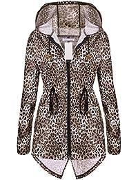 am billigsten große Auswahl an Designs 2019 am besten verkaufen Suchergebnis auf Amazon.de für: Leopardenmuster Regenmantel ...