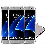Galaxy S7CLEAR Case, ibarbe? Slim Fit Heavy Duty Schutz kratzfest TPU Bumper Case Cover für Samsung Galaxy S7Edge nicht für S7