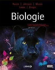 estimation pour le livre Biologie