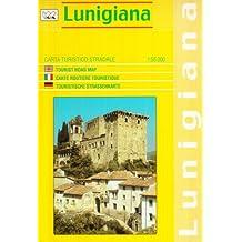 Lunigiana 1 : 55 000