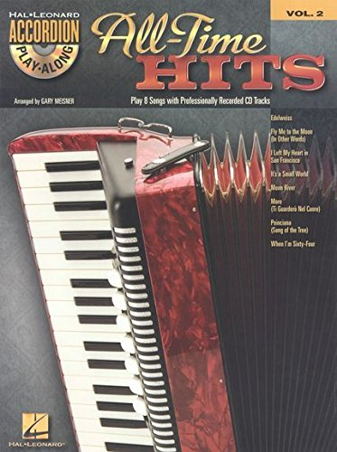 Accordion Play-Along Volume 2: All-Time ...