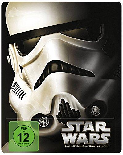 Star Wars: Das Imperium schlägt zurück (Steelbook) [Blu-ray] [Limited Edition]