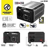 KRIËGER 600 Watt Spannungswandler 110/120V - 220/230V mit CE/UL/CSA Zulassung