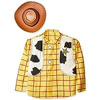Rubie's–Disfraz oficial de Woody de Toy Story, disfraz para adultos–tamaño estándar