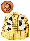 Rubies Rubie'S–Disfraz Oficial de Woody de Toy Story, Disfraz para Adultos–tamaño estándar