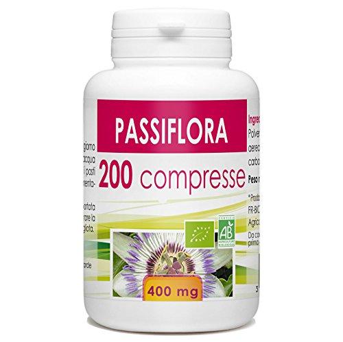 passiflora - Box di 200 compresse da 400 mg