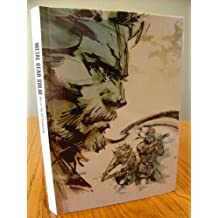 Metal Gear Solid; Art of the HD Collection