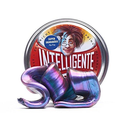 Intelligente Knete - Super-Skarabäus - Super Flip Flop Farben