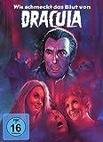 Wie schmeckt das Blut von Dracula - Hammer Edition Nr. 21 - Cover C - Mediabook - Limitierte Auflage [Blu-ray]