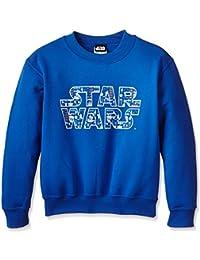 Star Wars VII Villains Logo Pattern - Sudadera Niños