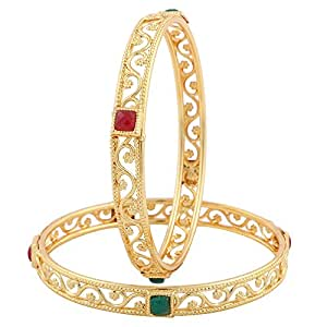 square low at ruby india prices in bangles dp studded online shaped buy