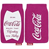 Coca-Cola ma132701Pink Handy Tasche Hülle Case Fall