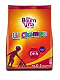 #9: Bournvita Little Champ Chocolate Drink Pouch - 500 g