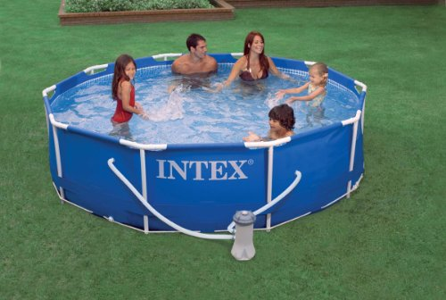 Piscina Familiar Intex desmontable